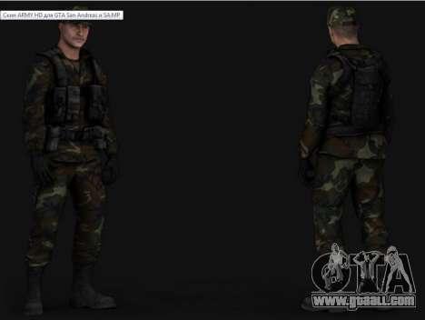 Army HD for GTA San Andreas forth screenshot