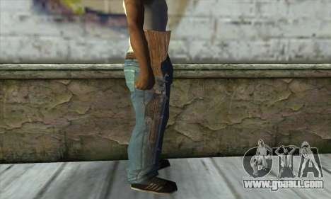 Blundergat for GTA San Andreas third screenshot