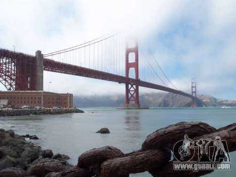 Loading screens, San Francisco for GTA 4 sixth screenshot
