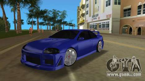 A-Tecks Spectical for GTA Vice City back left view