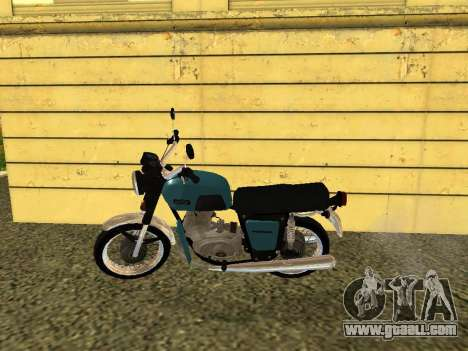 IZH Jupiter 4 for GTA San Andreas left view