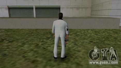 White Suit for GTA Vice City second screenshot