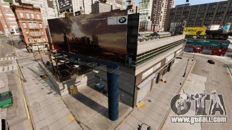 BMW dealer for GTA 4 second screenshot