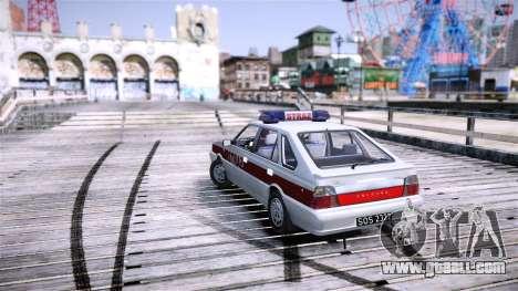 Daewoo FSO Polonez Caro Fire for GTA 4 right view
