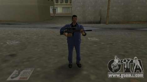 Retexture weapons for GTA Vice City third screenshot