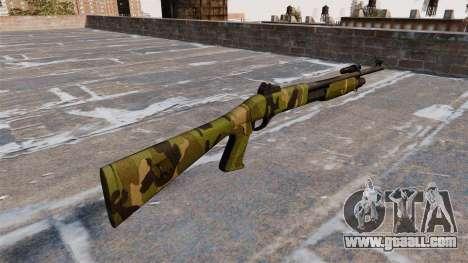 Shotgun Benelli M3 Super 90 for GTA 4 second screenshot