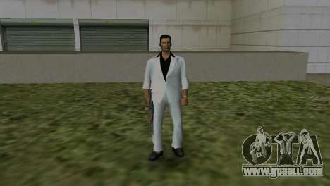 White Suit for GTA Vice City
