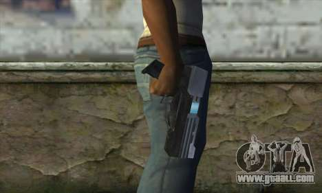 The gun from Star Wars for GTA San Andreas third screenshot