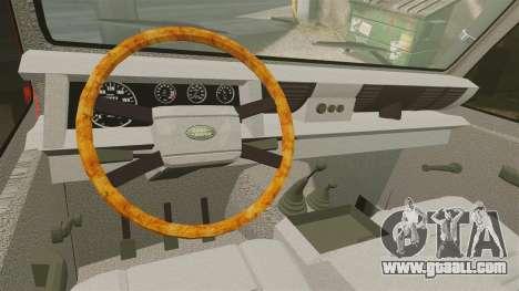 Land Rover Defender VLHR SDIS 42 [ELS] for GTA 4 back view