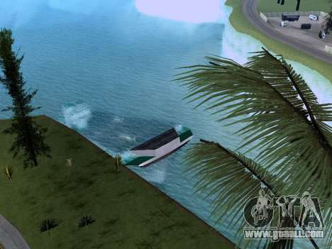 The wreck v2.0 Final for GTA San Andreas