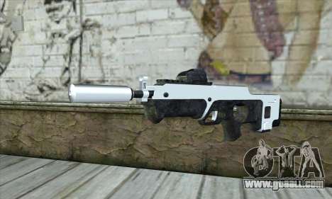 F6 Assault Rifle for GTA San Andreas