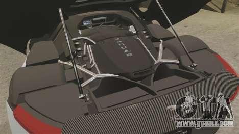Jaguar C-X75 [EPM] Carbon Series for GTA 4 inner view