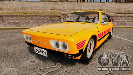 Volkswagen SP2 for GTA 4