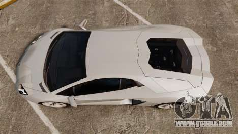Lamborghini Aventador LP700-4 2012 [EPM] v1.1 for GTA 4 right view