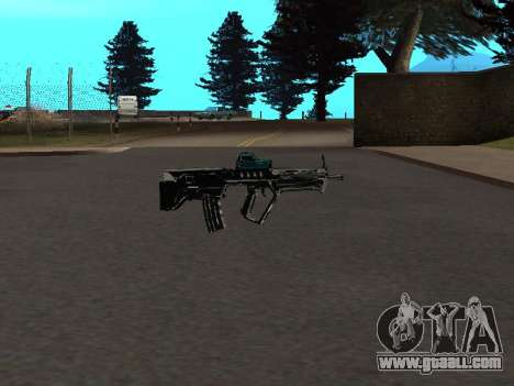 A New Pack Of Weapons for GTA San Andreas forth screenshot