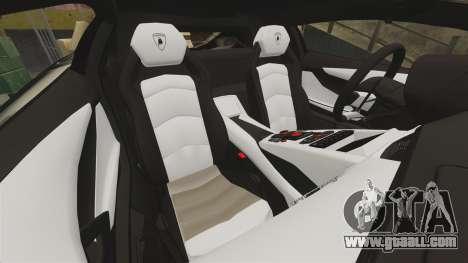 Lamborghini Aventador LP700-4 2012 [EPM] NFS for GTA 4 side view