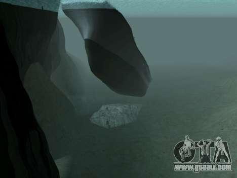The wreck v2.0 Final for GTA San Andreas forth screenshot