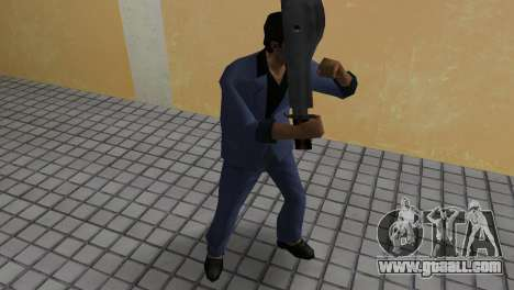 Weapons of Manhunt pack 2 for GTA Vice City seventh screenshot