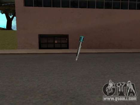 A New Pack Of Weapons for GTA San Andreas sixth screenshot