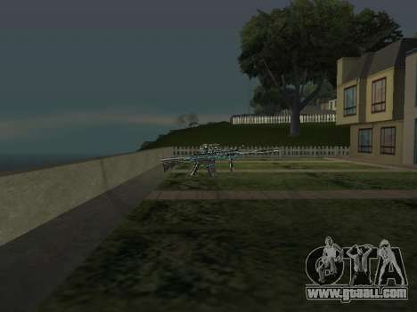 A New Pack Of Weapons for GTA San Andreas fifth screenshot