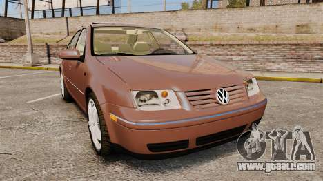 Volkswagen Bora 1.8T Camel for GTA 4