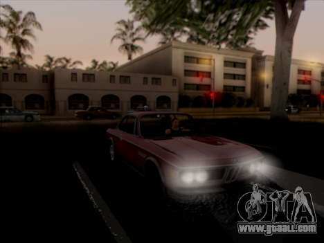 BMW 3.0 CSL 1971 for GTA San Andreas side view