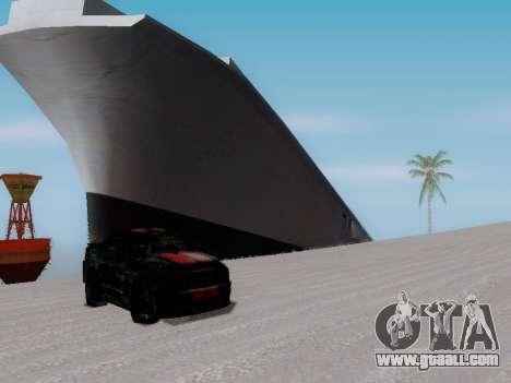 Wreck for GTA San Andreas forth screenshot