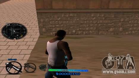 C-HUD Slow for GTA San Andreas second screenshot