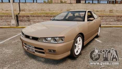 Dinka Chavos new wheels for GTA 4