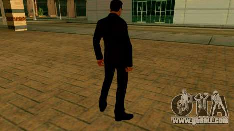 The new texture Wuzimu for GTA San Andreas third screenshot
