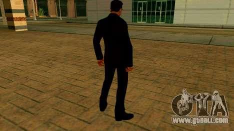 The new texture Wuzimu for GTA San Andreas third screenshot