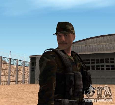 Army HD for GTA San Andreas third screenshot
