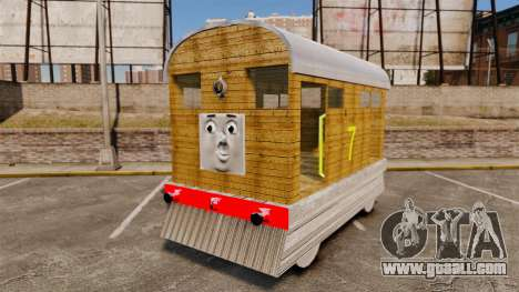 Train-Toby- for GTA 4