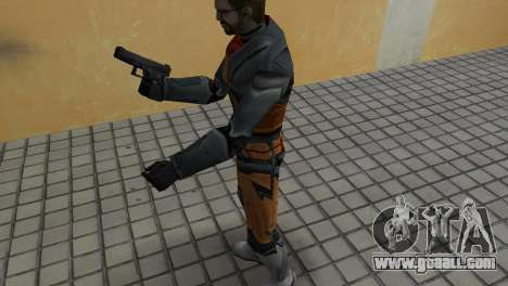 Weapons of Manhunt for GTA Vice City second screenshot