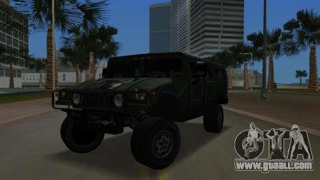 Hummer H1 Wagon for GTA Vice City