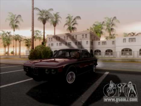 BMW 3.0 CSL 1971 for GTA San Andreas