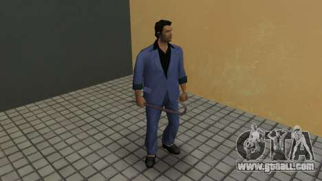 Weapons of Manhunt for GTA Vice City forth screenshot