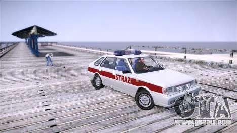 Daewoo FSO Polonez Caro Fire for GTA 4 left view