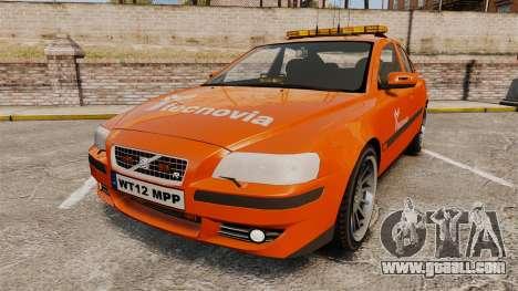 Volvo S60 tecnovia [ELS] for GTA 4