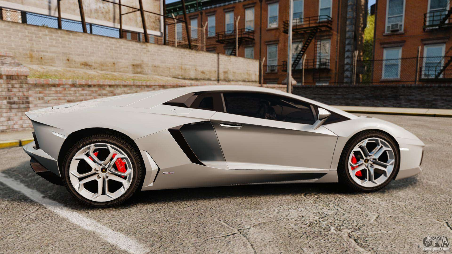 Lamborghini Aventador Lp700 4 2012 Epm V1 1 For Gta 4