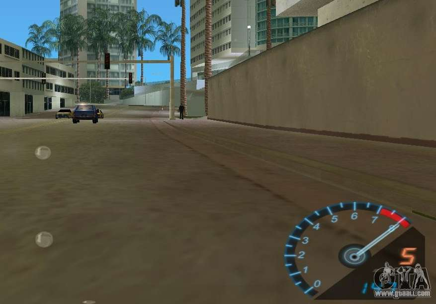 GTA Vice City Xtreme Speed Mod Game