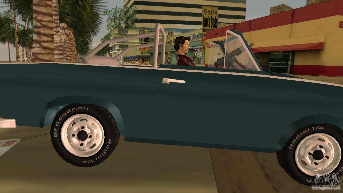 Trabant 601 Custom For Gta Vice City