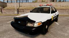Ford Crown Victoria Japanese Police [ELS] for GTA 4