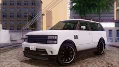 Tuned Gallivanter Baller из GTA V