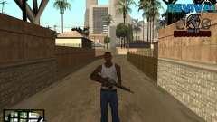 S-HUD-Revival-DM By Mario_Nostra for GTA San Andreas