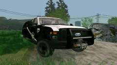 Ford F-250 Bone County Ultimate Response for GTA San Andreas