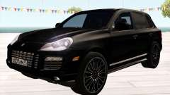 Porsche Cayenne Turbo S 2010 Stock