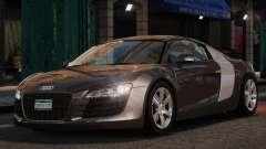 Audi R8 v1.1 for GTA 4