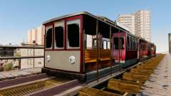Tram from San Andreas