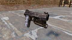 Semi-automatic pistol Kimber for GTA 4